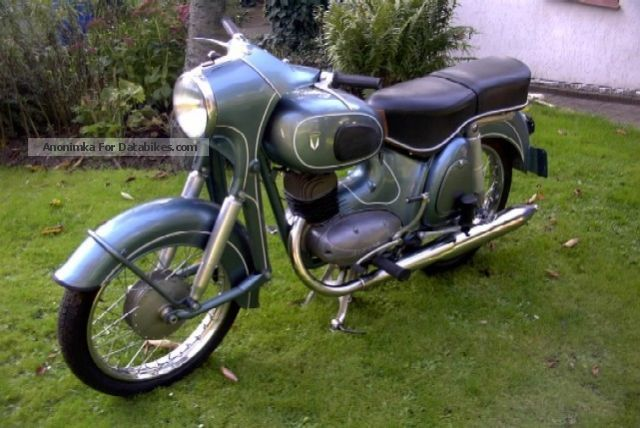 1957 DKW  RT200VS Motorcycle Motorcycle photo