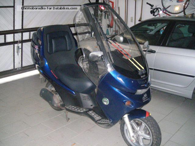 2004 Benelli  Adiva Motorcycle Scooter photo