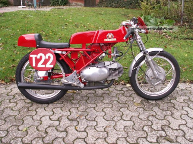 Motobi  Zanzani (Replica) 1967 Vintage, Classic and Old Bikes photo