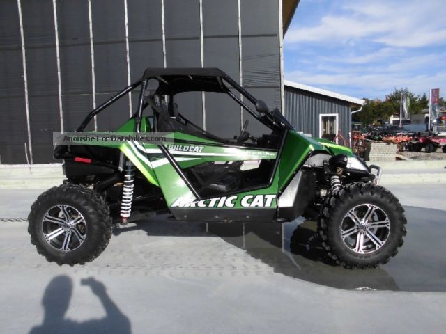 2013 Arctic Cat  Wild Cat Wildcat 1000 LOF Motorcycle Quad photo