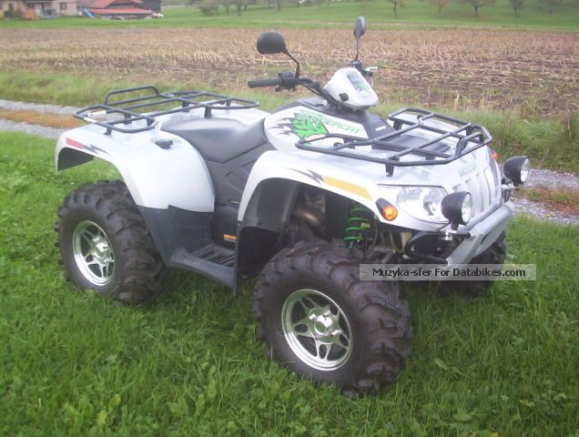 2013 Arctic Cat  Thundercat 1000 only 320Km new Motorcycle Quad photo
