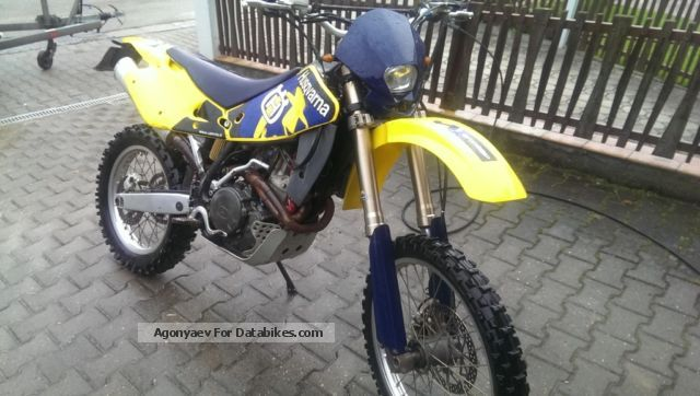 2004 Husqvarna  Te 510 Motorcycle Rally/Cross photo