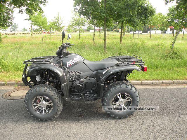 2013 CFMOTO  Atlas 500 4x2 LOF Motorcycle Quad photo