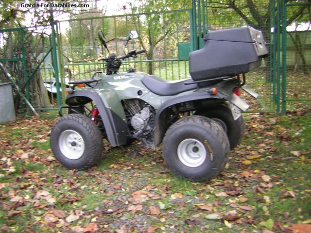 2004 Herkules  her chee Motorcycle Quad photo