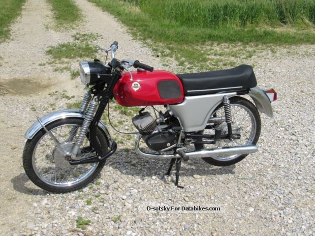 Herkules  MT 4 X 1970 Vintage, Classic and Old Bikes photo