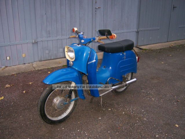 Simson  swallow 1966 Vintage, Classic and Old Bikes photo
