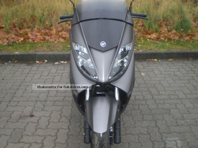 Keeway  Silver Blade 125 EFI 2013 Scooter photo