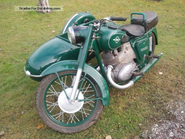 DKW  IZH-56 1961 Vintage, Classic and Old Bikes photo