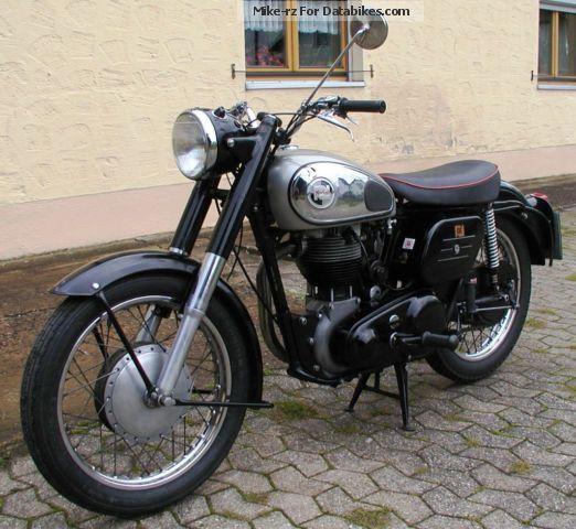 1958 Norton ES 2