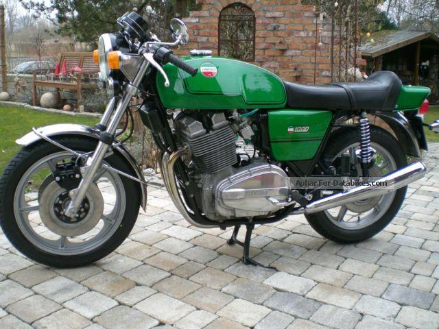 2012 Laverda  1000 3CL ORIGINAL CONDITION! Motorcycle Sports/Super Sports Bike photo