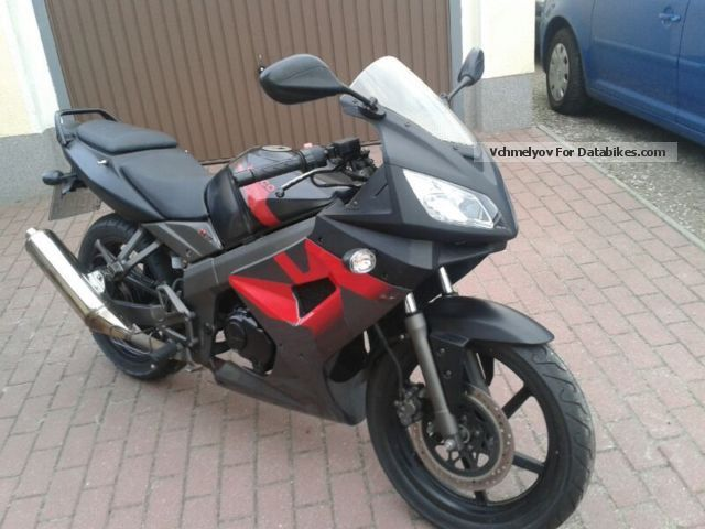 2008 Kymco  Quanno Motorcycle Motorcycle photo
