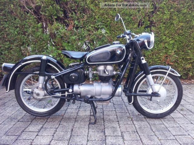 BMW  R26 1960 Vintage, Classic and Old Bikes photo