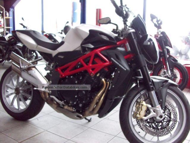 2013 MV Agusta  Brutale 1090 Motorcycle Naked Bike photo