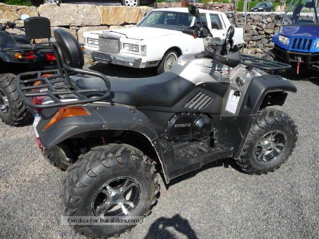 2013 Arctic Cat  425 i SE Motorcycle Quad photo