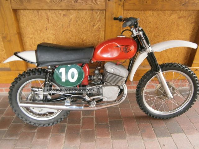 Jawa  CZ 360ccm Twin port / dual port PRE65 ECMO Cross 1965 Vintage, Classic and Old Bikes photo