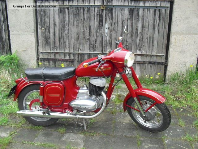 Jawa  559 1968 Vintage, Classic and Old Bikes photo