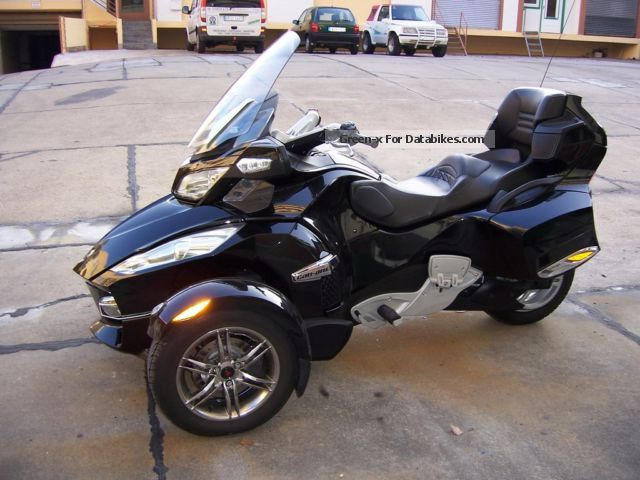 2010 Bombardier  Can Am Motorcycle Trike photo