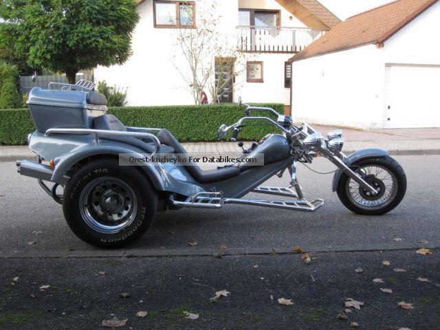 2004 Rewaco  HS 5 Family Sportline Motorcycle Trike photo