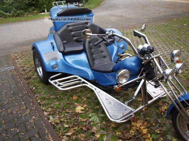 2000 Rewaco  HS 5 Motorcycle Trike photo