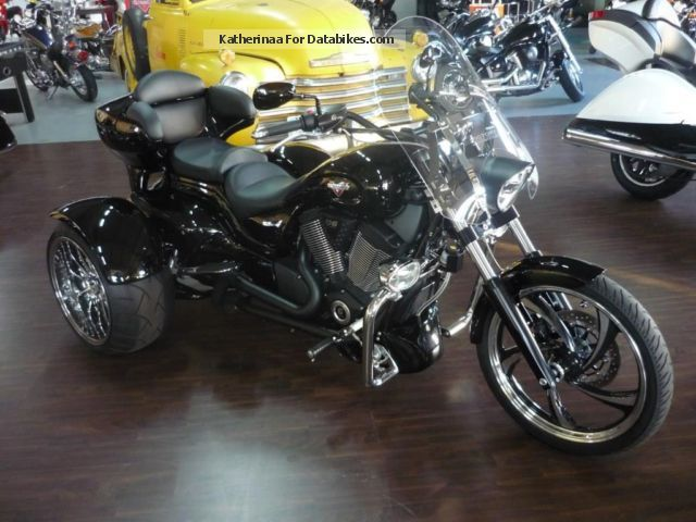 2012 Rewaco  CT 1700 V Victory Motorcycle Trike photo