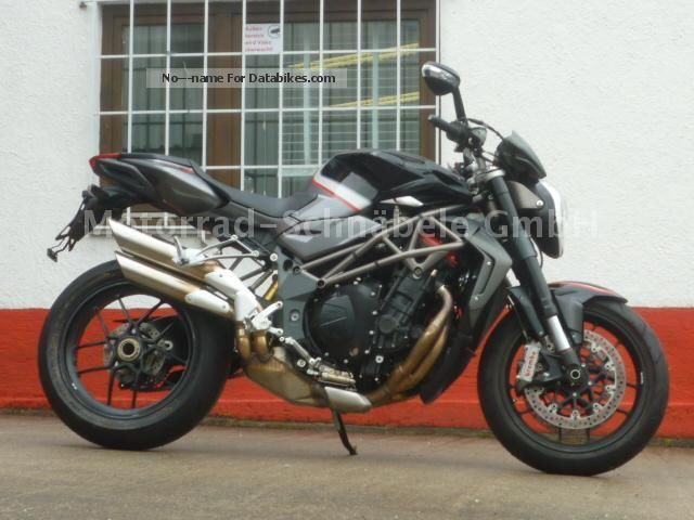 2011 MV Agusta  1090 RR Motorcycle Naked Bike photo