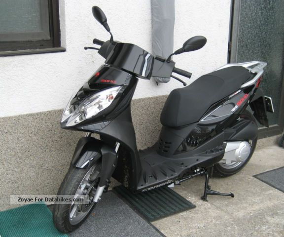Generic  Soho 125 cc 2013 Scooter photo