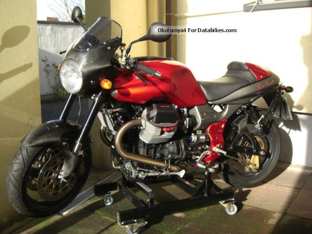2012 Moto Guzzi  V11 Rosso Mandello # 39 Motorcycle Motorcycle photo