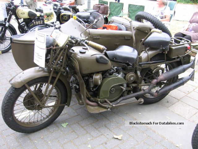 1938 moto guzzi super alce with sidecar. Black Bedroom Furniture Sets. Home Design Ideas