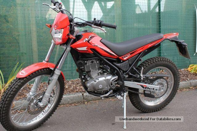 2013 Beta  Alp 200 Motorcycle Enduro/Touring Enduro photo