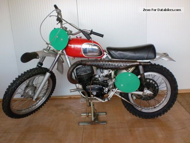 Husqvarna  CR 250 1970 Vintage, Classic and Old Bikes photo