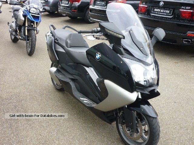 BMW  C 650 GT High Line Package 2013 Electric Motorcycles photo