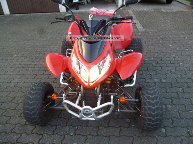 2012 PGO  250 Piaggio Motorcycle Quad photo