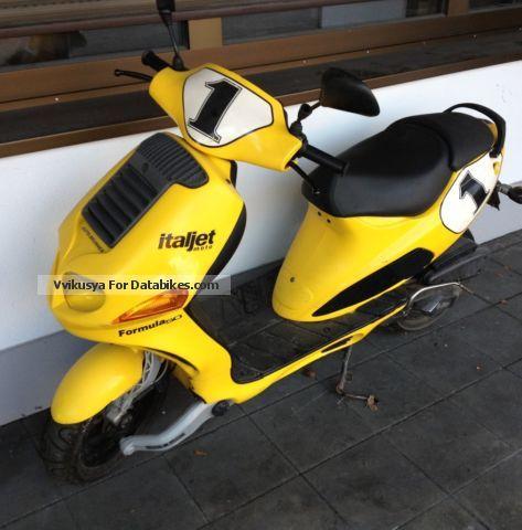 1997 Italjet  Furmula 50 Motorcycle Scooter photo