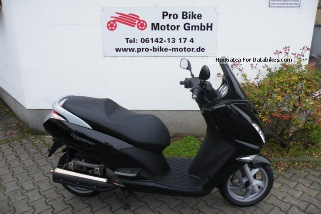 2013 Peugeot  City Star 200 i Motorcycle Scooter photo
