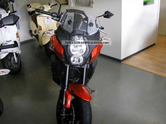 2013 Kawasaki  VERSYS 1000 ABS Motorcycle Motorcycle photo