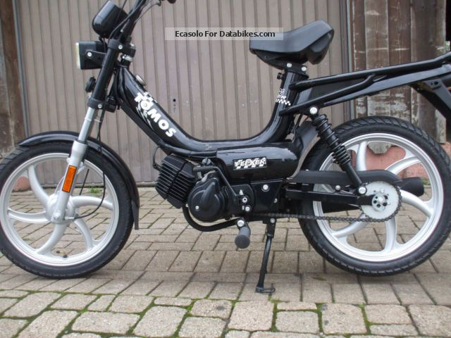 2013 TM  Flexer Tomos moped Motorcycle Motor-assisted Bicycle/Small Moped photo
