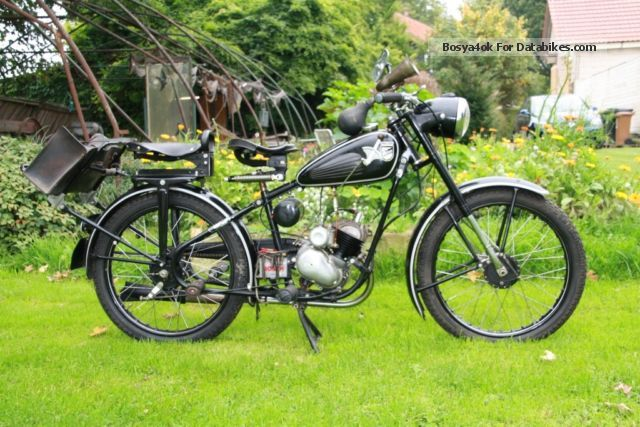 Other  Rixe 1954 Vintage, Classic and Old Bikes photo