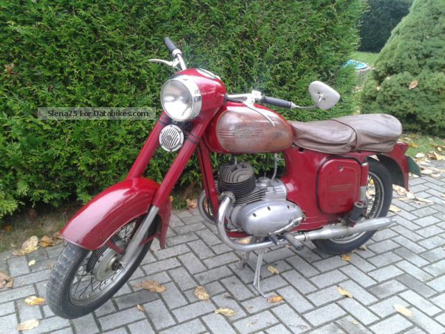 Jawa  Type 355, non bastelter original condition from 1959 1959 Vintage, Classic and Old Bikes photo