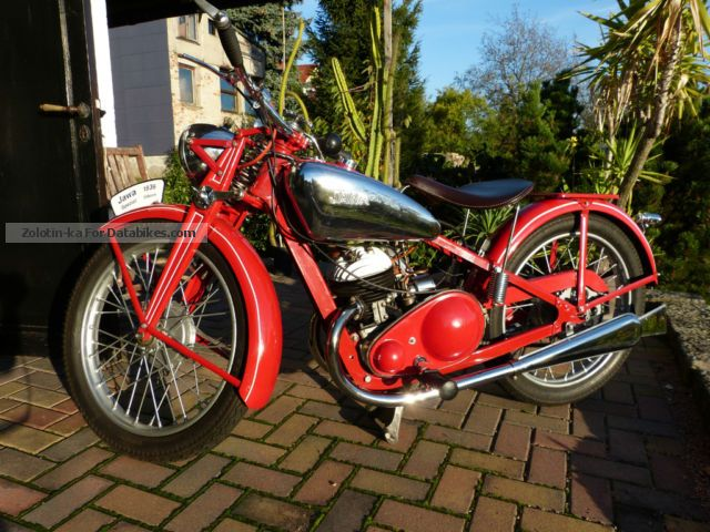 Jawa  250 Special 1936 Vintage, Classic and Old Bikes photo