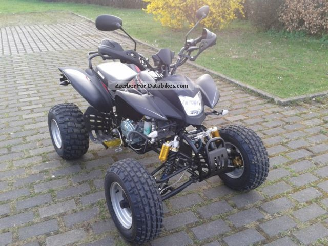2013 Bashan  Quad 250s-11b (250cm) Motorcycle Quad photo