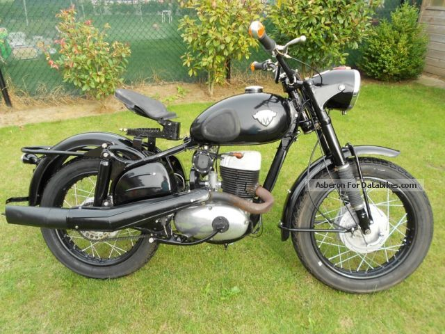 Other  250 B 1962 Vintage, Classic and Old Bikes photo