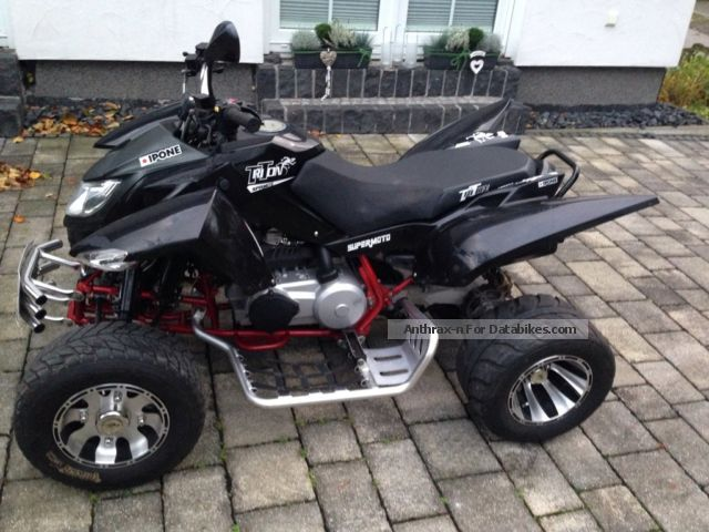2010 Triton  Bahja Motorcycle Quad photo