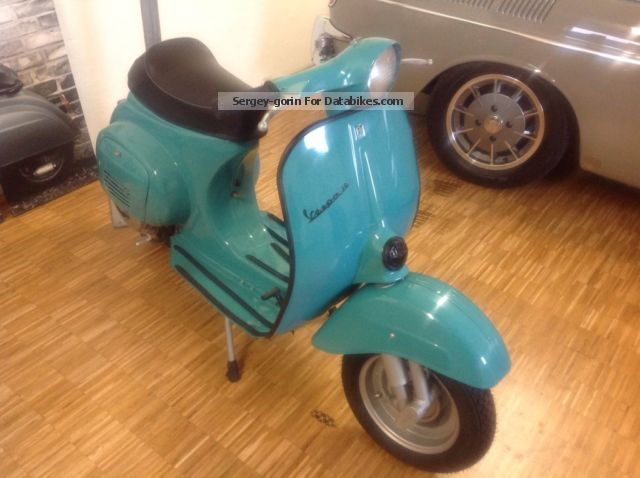 Piaggio  Vespa 50 1966 Vintage, Classic and Old Bikes photo