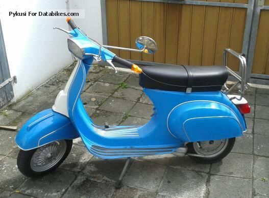 Piaggio  Vespa 50 N 1974 Vintage, Classic and Old Bikes photo