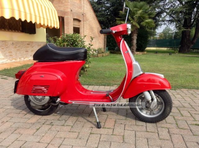 Vespa  50 Special 1973 Vintage, Classic and Old Bikes photo