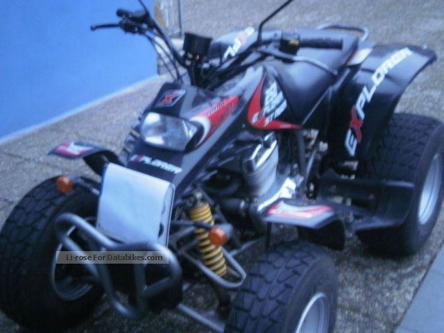 2004 Explorer  Stinger Motorcycle Quad photo