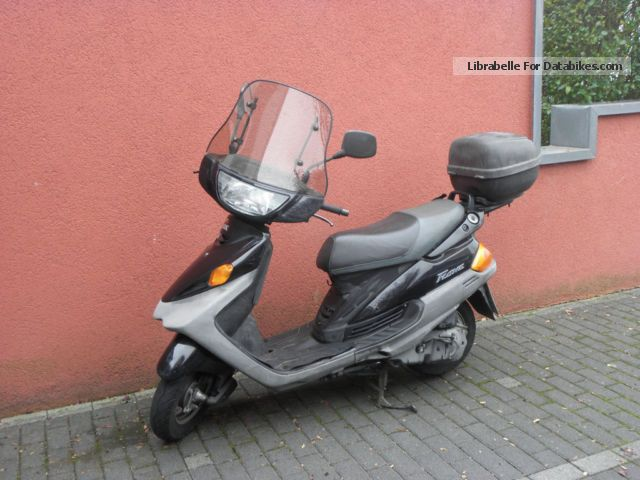 1999 MBK  Flame Motorcycle Scooter photo