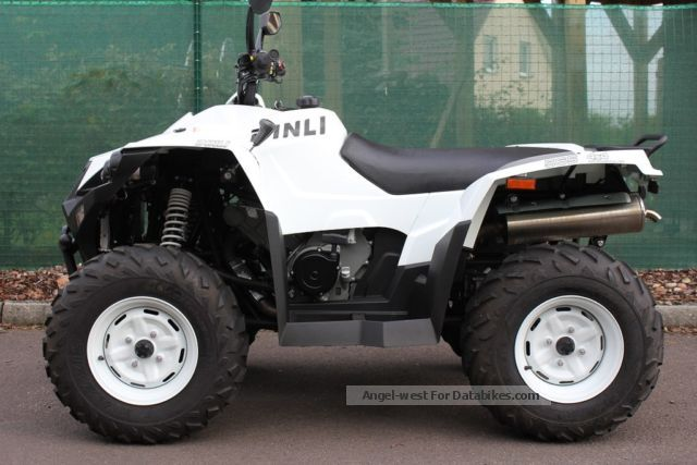 2013 Dinli  EVO 565 Motorcycle Quad photo