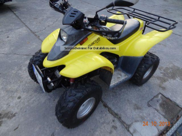 2002 Dinli  DL601-100 Motorcycle Quad photo
