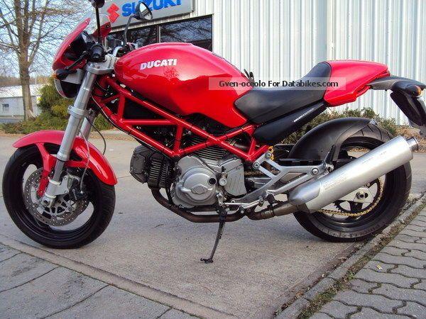 2005 Ducati  MONSTER Monter 620 Motorcycle Tourer photo